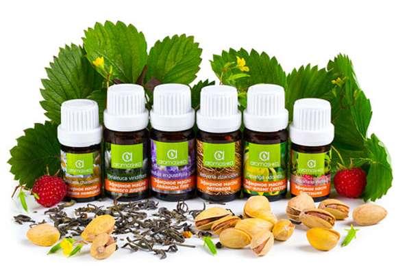 Народные методы борьбы с педикулезом - эфирные масла