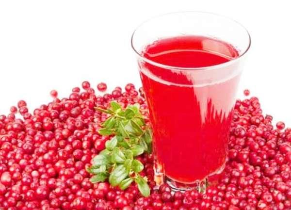 Клюквенный сок от вшей при беременности