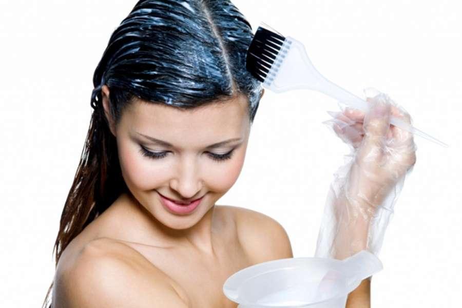 Педикулз на крашенных волосах