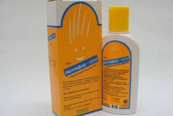 Особенности крема Нитифор