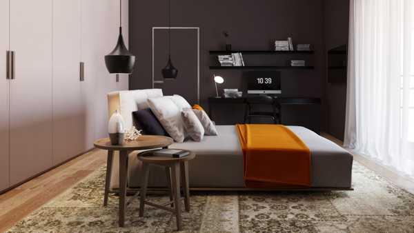 Как предотвратить укусы клопов: на время борьбы отодвиньте кровать от мебели и стен