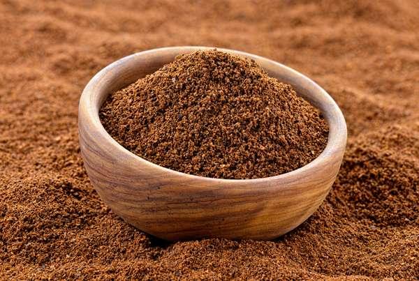 Молотый кофе поможет избавиться от муравьев в саду