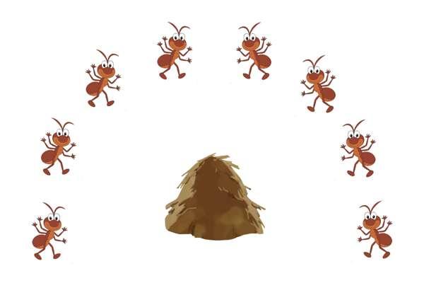 К чему снится много муравьев друг за другом