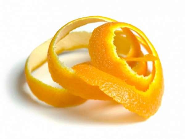 Народные средства от муравьев: шкурка апельсина