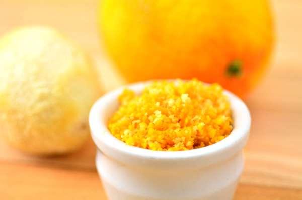 Профилактика домашних муравьев: цедра апельсина