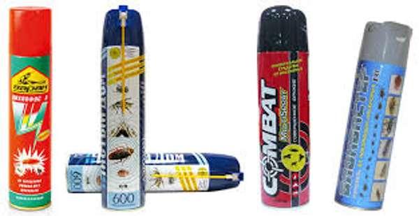 Инсектициды промышленные средства от тараканов