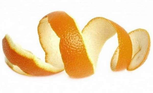 Народные средства от моли: шкурка апельсина