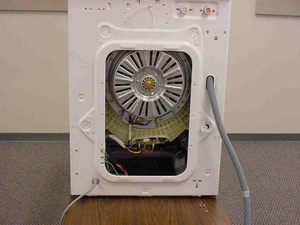 Тараканы могут жить в стиральной машинке