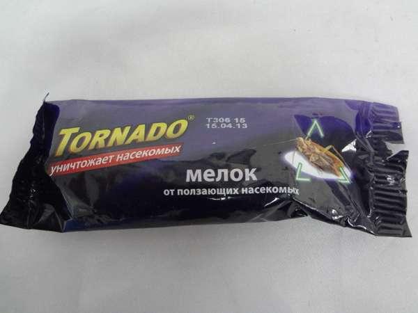 Как действует мелок Торнадо