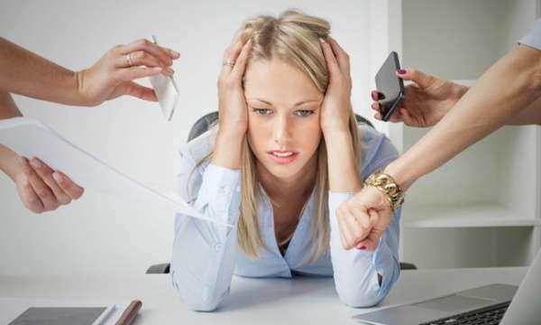 Замечено: вши появляются в результате постоянных психических расстройств