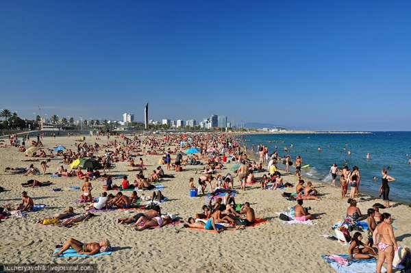 Вшами можно заразиться даже на пляже