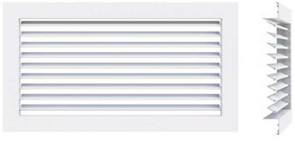 Чтобы тараканы не проникли в квартиру, заблокируйте вентиляционные решетки