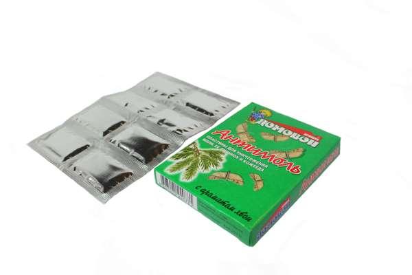 Пластины для фумигатора и подвесные от моли